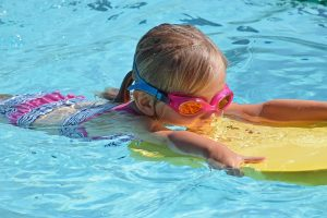 piscine enfant