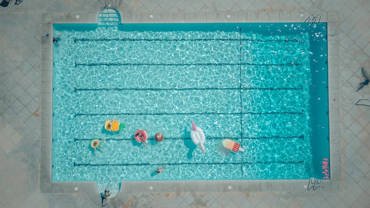piscine couloir de nage